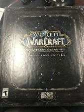 WoW Battle for Azeroth Collector's Edition Box (NO GAME)