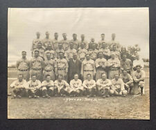 Gorgeous 1932 New York Yankees World Champions Type 1 Team Photo Ruth & Gehrig