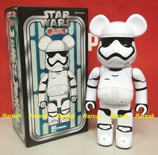 Medicom 2016 Expo Be@rbrick Star Wars 400% First Order Stormtrooper Bearbrick 1p