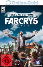 Far Cry 5 Deluxe Edition - PC Uplay Spiel Digital Code - EU Region NUR [Shooter]