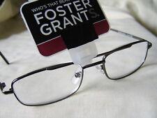 "Foster Grant""Fleming""Metal Framed Unisex Style Reading Glasses From £4.99"