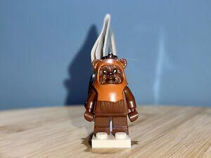 NEW - LEGO Star Wars Wicket The Ewok Figure Keychain #852838 Key Chain