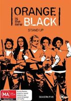 Orange Is The New Black : Season 5 : NEW DVD