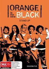 Orange Is The New Black : Season 5 (DVD, 2018, 4-Disc Set)