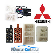 PC2-12-4 Mitsubishi Colt Galant Lancer Shogun Car Stereo ISO Wiring Harness Lead