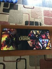 League Of Legends Wukong And Other Champions Full Size Mouse Pad