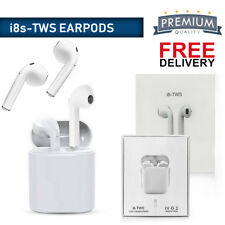 I8S TWS Wireless Bluetooth Earphone Earbuds Airpods Set For Iphone/IOS Android