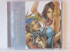 New Final Fantasy X-2 International Last Mission Soundtrack OST Anime Game CD X2