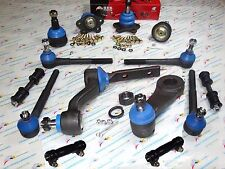 2Wd For 88-92 Chevy Gmc C1500 C2500 14Psc Suspension Steering Kit K6390 K6293
