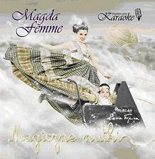 Magda Femme - Magiczne nutki (CD)  2009 piosenki dla dzieci   NEW