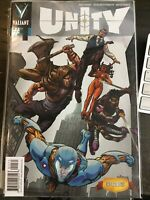 Unity #1 (DCBS Edition) 2013 Valiant Comics