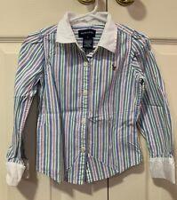 Polo Ralph Lauren Shirt Girl Size 5