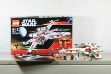 Lego 6212 Star Wars-X-Wing fighter-OVP, Ba + todos los personajes