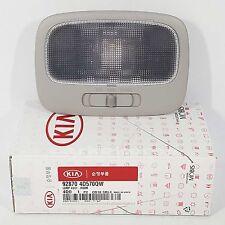 OEM 928704D570QW Interior Overhead Room Lamp Gray For KIA SEDONA 2006-2014