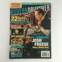 Modern Drummer Magazine September 2007 Josh Freese & Jeff Pocaro & James Gadson