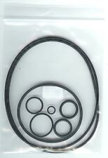 R4 AC Compressor Gasket Seal O-ring Kit A/C GM R-4 NEOPRENE O Ring Set UPGRADE