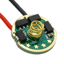 3000ma  driver circuit board for Cree XML, XM-L2, SSCP7 SST-90 LED  2,3,5 Mode!!