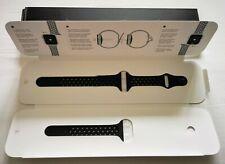 NEW Genuine Apple Watch Nike + Sport Band Strap Space Black 40mm