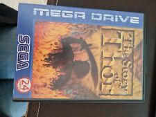The Story of Thor Sega Megadrive