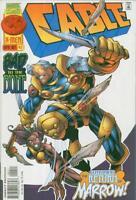 CABLE #42 CVR A 1997 Marvel Comics VF+