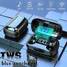 XT7 TWS bluetooth 5.0 Kopfhörer In-Ear Ohrhörer Sport Stereo Headset mit Ladebox