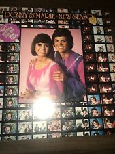 DONNY & MARIE OSMOND - NEW SEASON - ORIGINAL VINYL LP_PD-16083