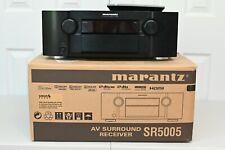 Marantz SR 5005 7.1 100 watt High Current Home Theater Receiver