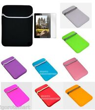 10 10.1 10.2 10.6 inch Laptop Tablet Notebook Sleeve Case ipad Bag Skin Cover