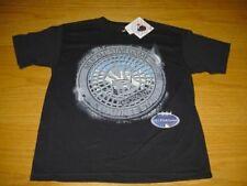 NEW WT NEW YORK YANKEE STADIUM BRONX BLUE COTTON T-SHIRT BOYS M 8 ALL STAR GAME