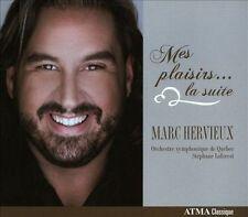 Hervieux, Marc; Laforest, S...-Mes Plaisirs  La Suite CD NEW