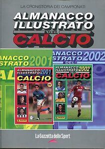 ALMANACCO ILLUSTRATO DEL CALCIO - 1999 - 00 ; 2000 - 01