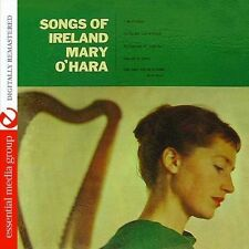 Down By The Glenside-Songs Of Ireland - Mary O'Hara (2013, CD NEU) CD-R