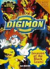 Digimon Digital Monsters: Invasion of the Black Gears!: Invasion of the Black G