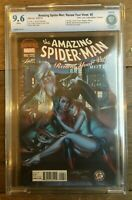 Amazing Spider-Man Renew Your Vows #2 J Scott Campbell/Stan Lee Variant CBCS 9.6
