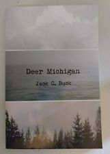 Deer Michigan by Jack C Buck in Great like new condition