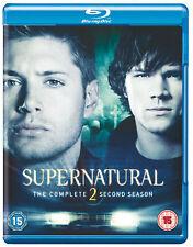 Supernatural - Season 2 Complete [2011] (Blu-ray) Jared Padalecki