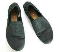 Merrell Swirl Glove Shoes Women's 9.5 Leather Barefoot Vibram Minimalist Black