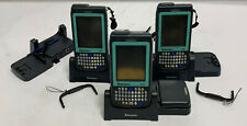 LOT OF (6) INTERMEC CN3NI POCKET PC MOBILE COMPUTER W/ AD-10 CHARGERS