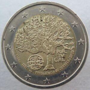 PO20007.2 - PORTUGAL - 2 euros commémo. Présidence Conseil de l'UE - 2007