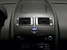 DRY Carbon MT Dashboard&Satellite Cover For 06-15 Aston Martin V8 V12 Vantage&S
