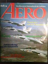 AERO  Heft 14   Das illustrierte Sammelwerk der Luftfahrt   in Schutzhülle