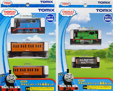 Tomix 93810 93811 Thomas & Friends Thomas & Percy 5 Cars Set  (N scale)