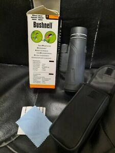 Bushnell Powerview 16x52 Monocular, 13-2401, Rare With Box and pouch