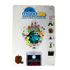 Moonlite Storybook Projector for Smartphones Gift Pack Of 5 Stories