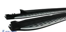 Set pedane predellini laterali MERCEDES GLC X253 2015-> ABS +accessori montaggio