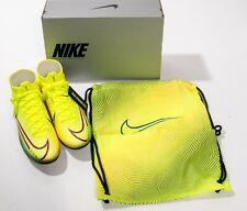 Nike Mercurial Superfly 7 Elite MDS FG Bq5469 703 Size 9 Lemon Venom Black