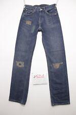 Levi's 501 boyfriend (Cod.J521) Gr.42 W28 L34 Jeans gebraucht vintage