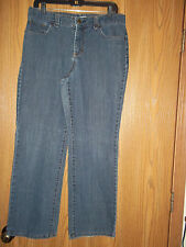 Womens Croft & Barrow Stretch Denim Jeans Size 12 Short Petite