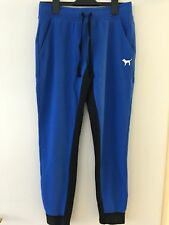 BNWT-Victoria's Secret Pink-Blue SweatPant SizeS(UK8-10)