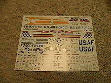 Revell Monogram decals 1/48 F-86D-45 Sabre  L107